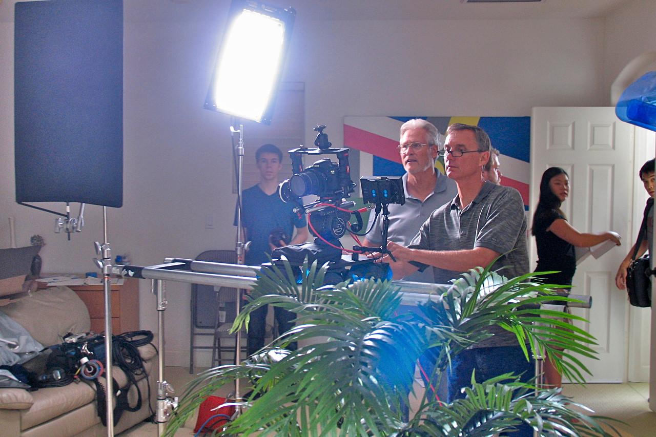Recent DSLR commercial shoot.