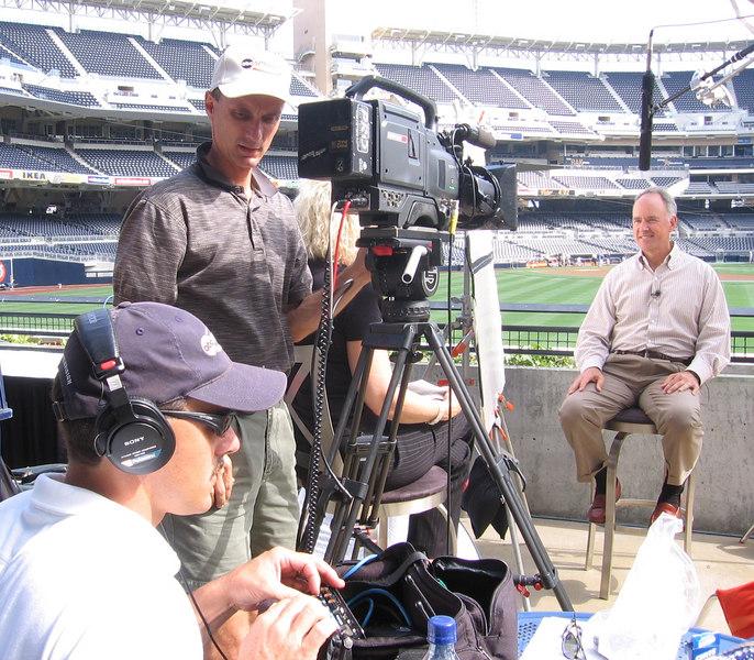 Former San Diego Padres GM Sandy Alderson