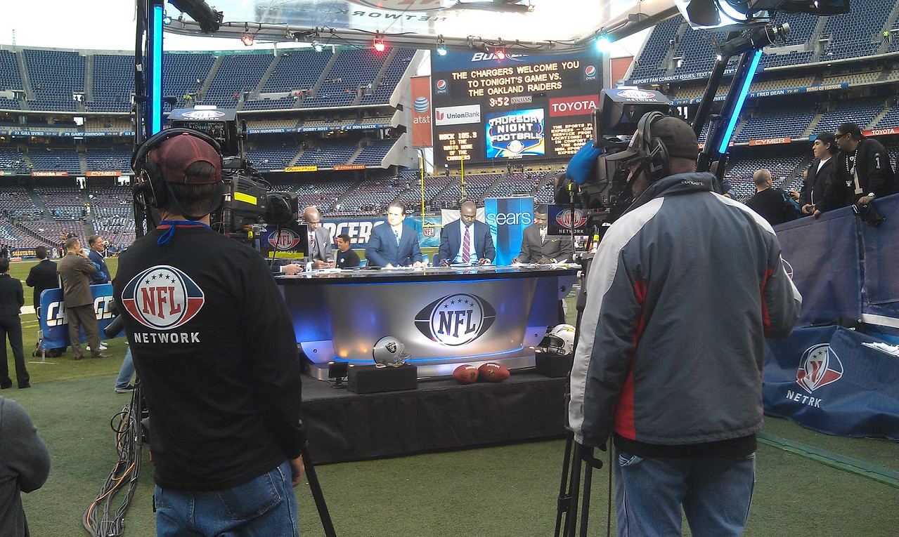More Charger action on NFL Network