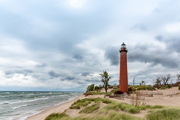 Little Sable Point Lighthouse, Mears, Michigan