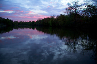 Mill Pond, Northville MI