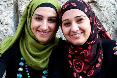 Two Women in Damascus Before the War