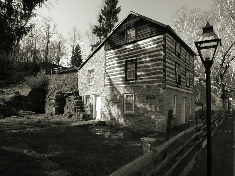 Pendarvis Historical site in Mineral Point.