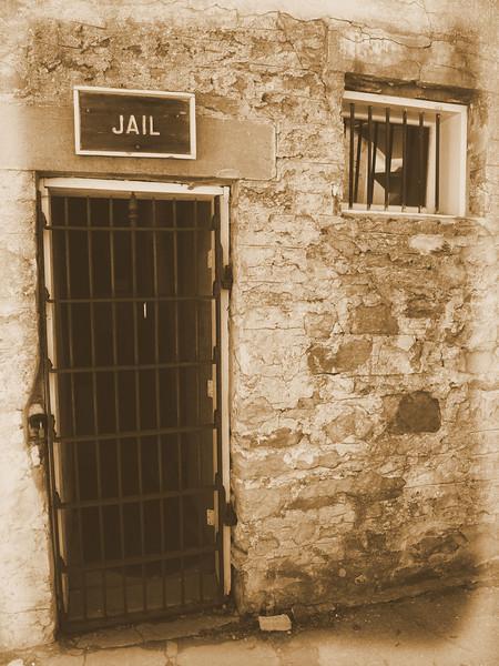 Old jail in Mazomanie