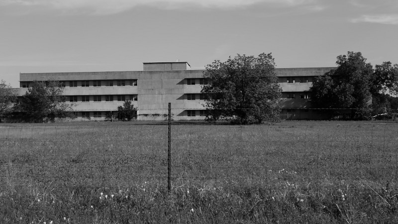 US Army Hospital, Fort Wolters TX - this was the day job, 38 years ago<br /> <br /> Double click the photo for full size