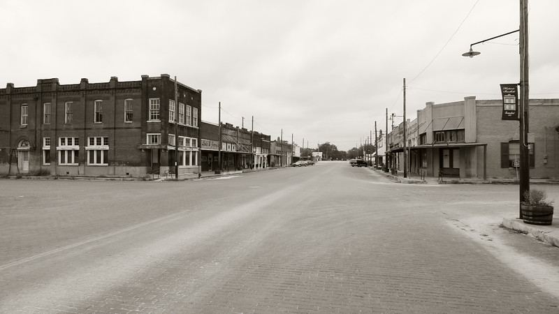 Main Street Bartlett, TX