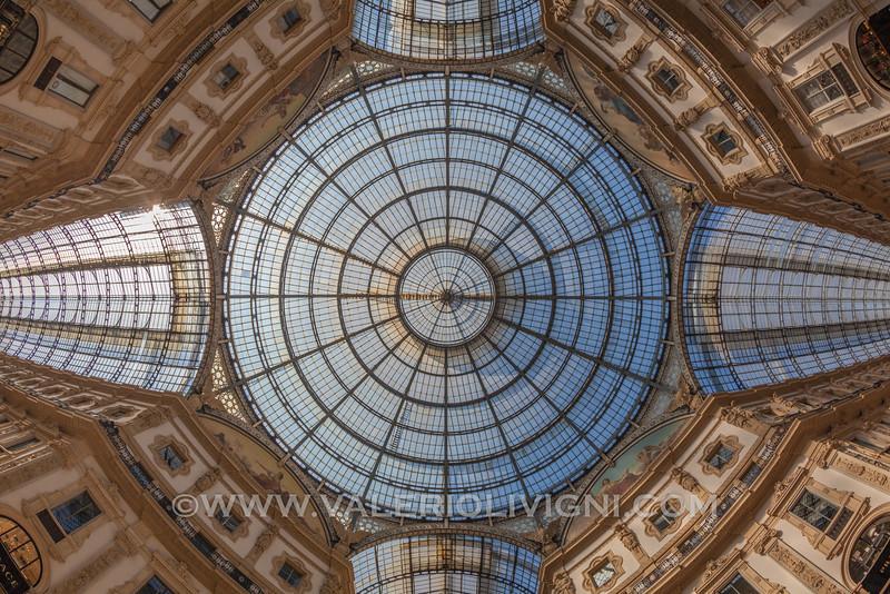 Vittorio Emanuele Gallery - Galleria Vittorio Emanuele