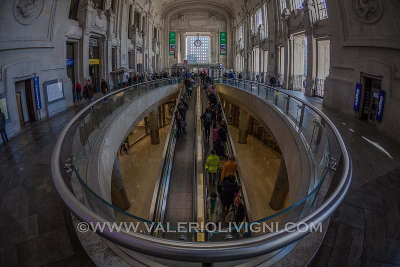 The Central Station - La stazione Centrale