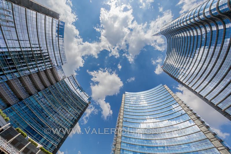 The Unicredit Towers - Torri Unicredit