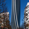 Citylife - Hadid Tower by Zaha Hadid