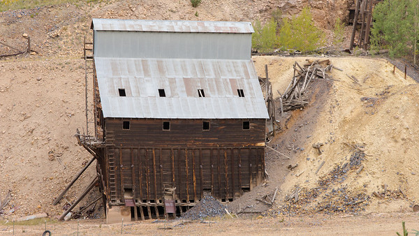 Old mine ~ Textures and Colors