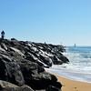 Wedge in Newport Beach California 15