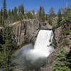 Rainbow Falls 3 near Mammoth