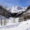 Maroon Bells 5 Aspen Colorado