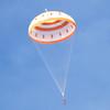 110 Foot Paracute Test in Kingman Arizona
