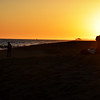 Sunset at Newport Beach California 25
