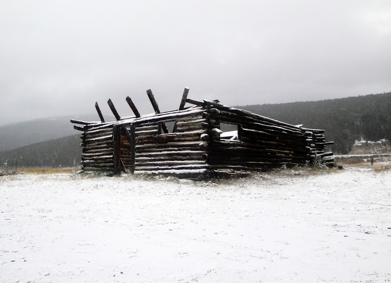 Cabin Near Leadville