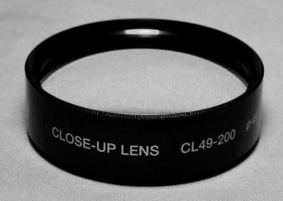 Minolta Closeup Lens