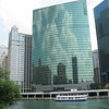 Chicago River, Chicago, taken during our architectural boat tour.  It's a don't miss if you go to Chicago.