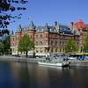 Orebro Sweden.  A very pretty city.