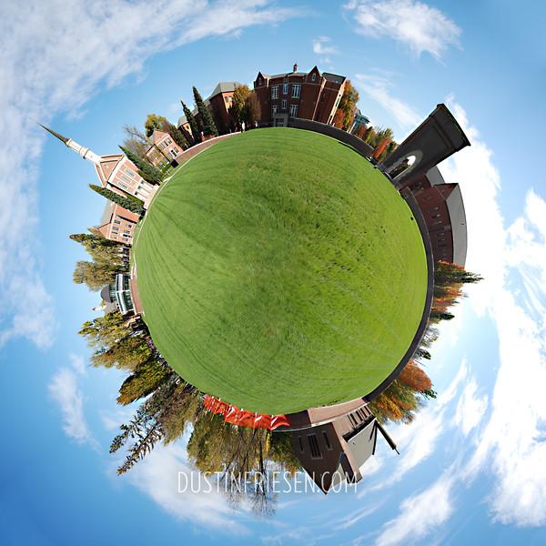 Buena Vista Univ. Globe