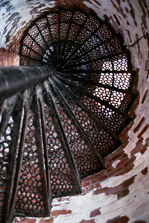 Marblehead Ohio Lighthouse Spiral Staircase