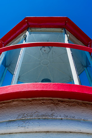 Marblehead Ohio Lighthouse Lamp House
