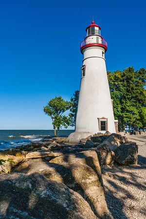 Marblehead Ohio Lighthouse - Daytime
