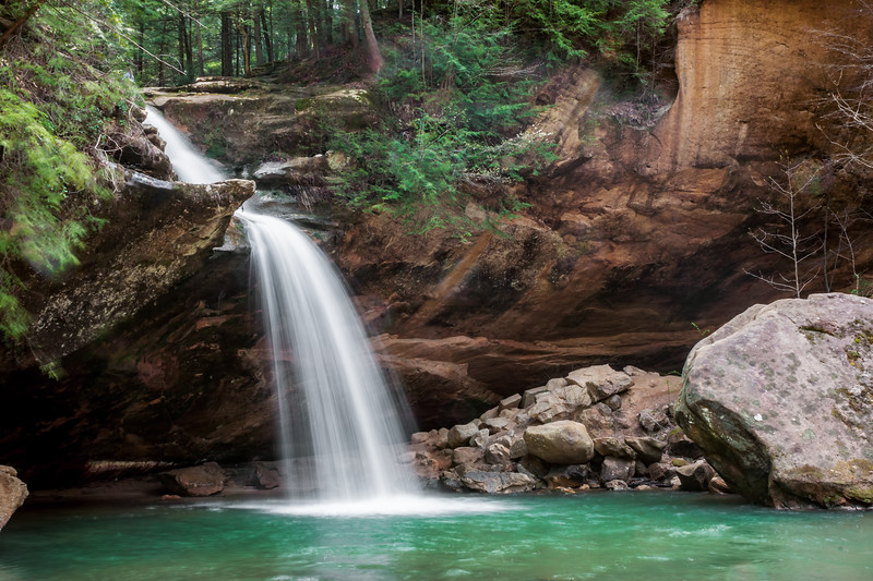 Hocking Hills - Lower Falls