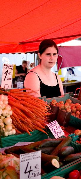 Vendor - Helsinki marketplace