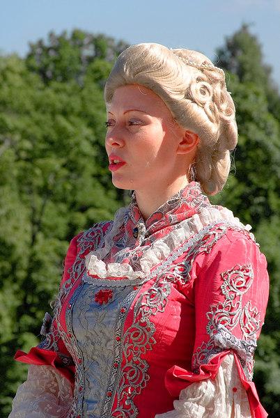 Period costume Russia