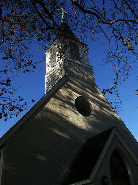 Trinity Chapel in Historic St. Mary's City