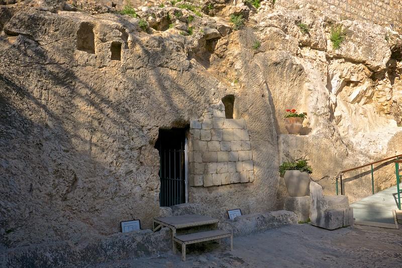 Garden Tomb, Israel