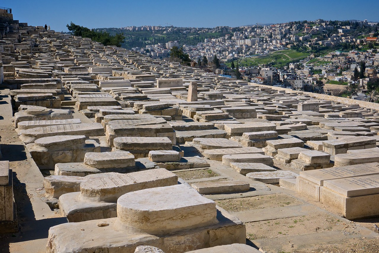Tombs, Israel