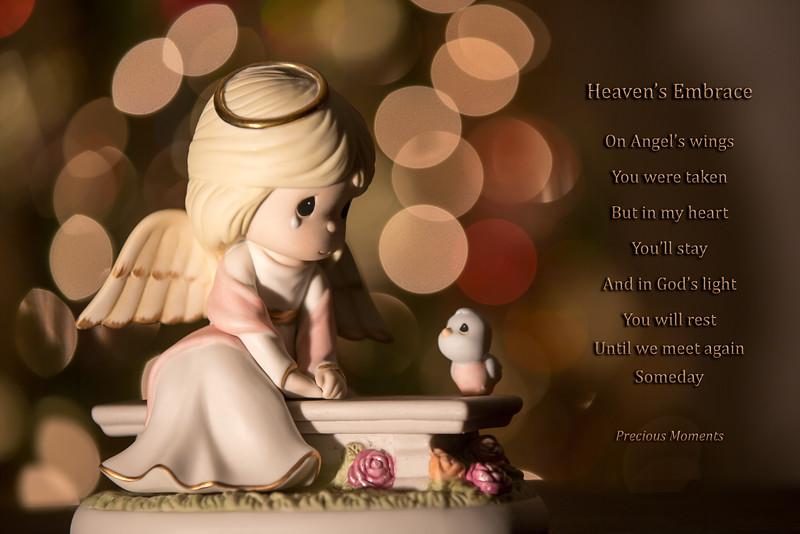 Precious Moments Angel