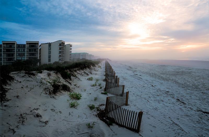 Sunrise at South Carolina