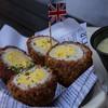 Scotch Eggs from the Scottish Pub, Mad Dog's<br /> San Antonio Riverwalk