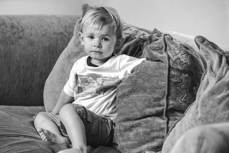 Alex's boy, Louis, (L.J.)