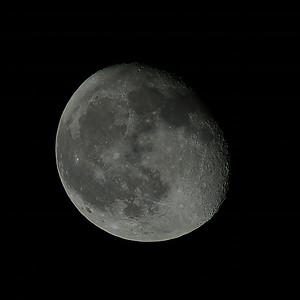 Waning Gibbous Moon Phase