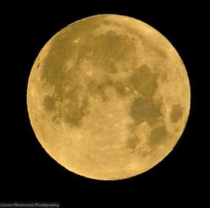 Full Moon-Named a Super Moon