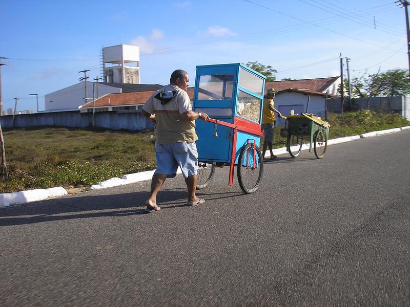 Peanut Vendor in Natal