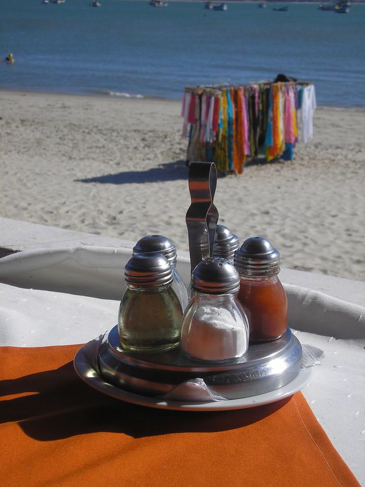 Seasoning in Florianópolis