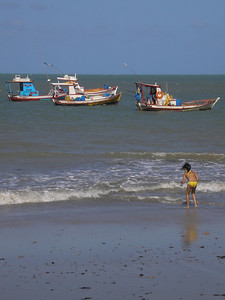 Fishing Boats in Natal
