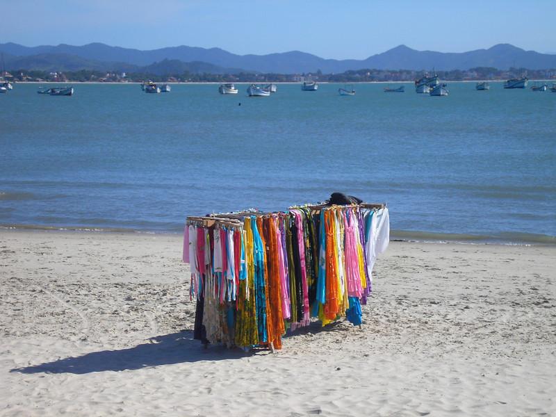 Beach in Floripa