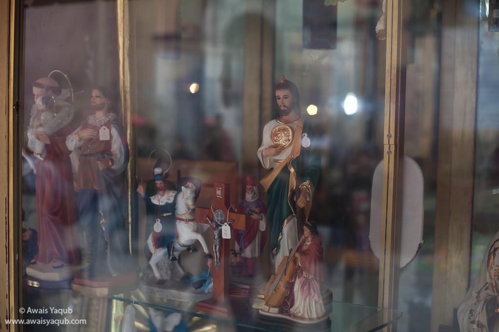 Shop in Texcoco Mexico