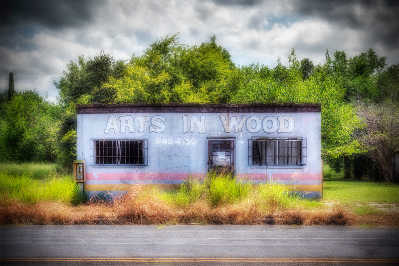 Arts in Wood