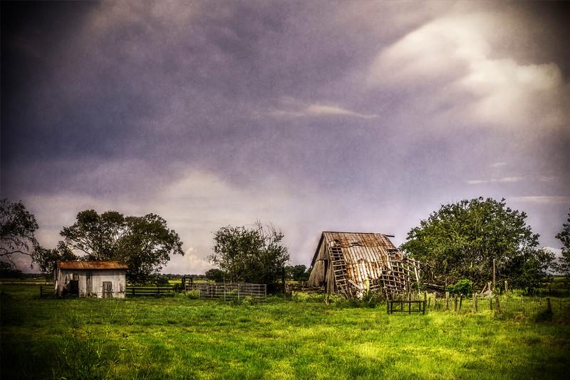 Reclining Barn