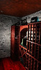 Wk-3  -  My Friend Frank Piegaro built this cozy Wine cellar. It was a bit tricky lighting it for this shot.