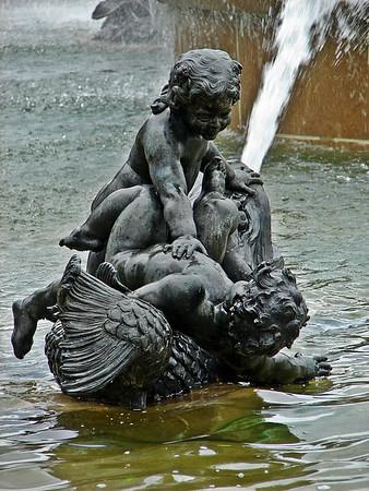 J.C. Nichols Memorial Fountain<br /> Kansas City MO