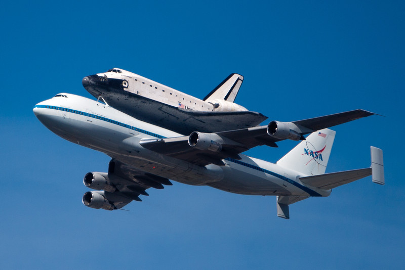 Space Shuttle Endeavour - Sept 21-2012-0095